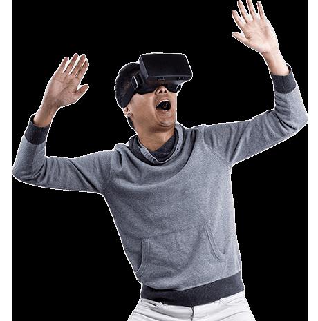 VR視線認識に蟻塔の技術が活かせます