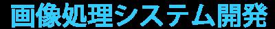 画像処理システム開発:ギトウシステムズ株式会社