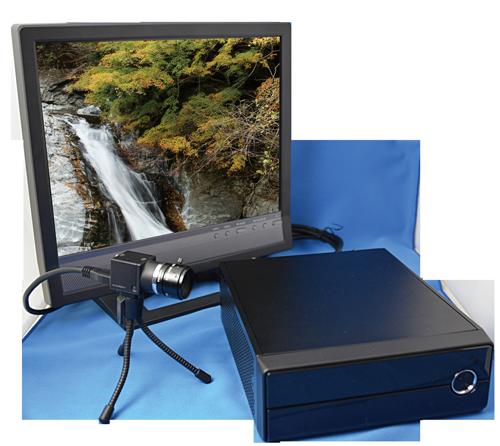 4K動画非圧縮リアルタイムレコーダーで美しい映像を