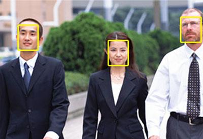 顔認識 顔解析