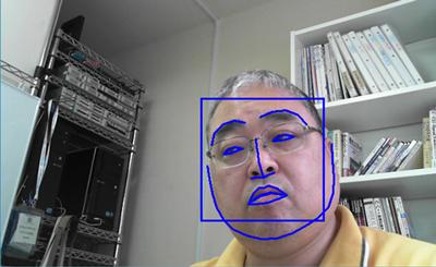 FaceDRAV 顔を認識認証