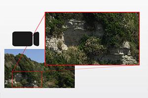 高解像度映像非圧縮レコーダー